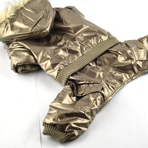 Water-proof dog jumpsuit