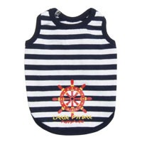 Little Pirate Striped T-Shirt