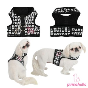 Pinkaholic 76th Harness and Leash