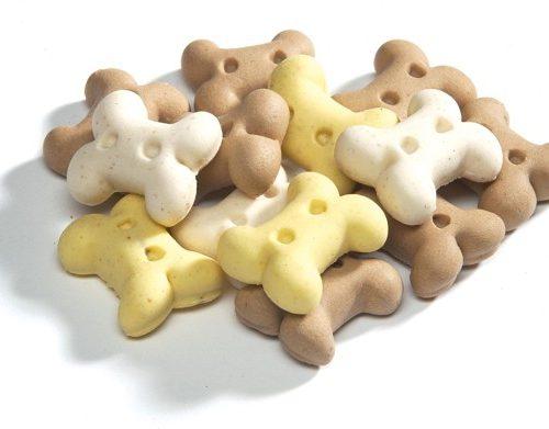 Ванилови бисквитки - кокалчета