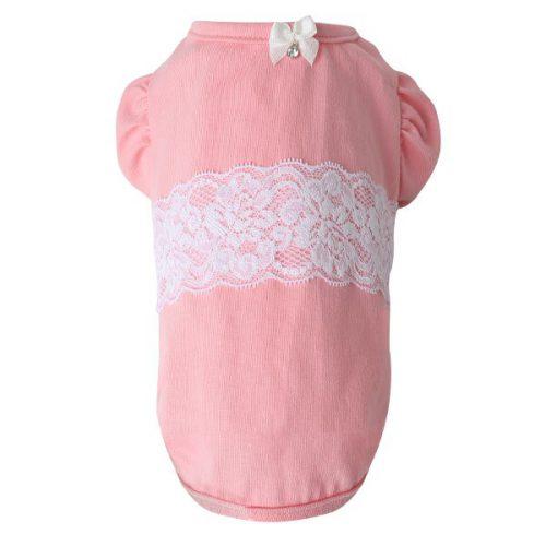 Luxury Lace Puff T-shirts